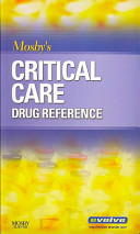 Mosby s Critical Care Drug Reference