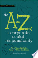 The A to Z of Corporate Social Responsibility