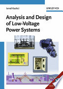 Analysis and Design of Low Voltage Power Systems