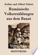 Rumänische Volkserzählungen aus dem Banat