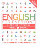 English for Everyone  Nivel 1  Inicial  Libro de Estudio