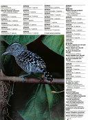 Birds Of The World : ...