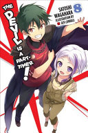 The Devil Is a Part Timer   Vol  8  light novel