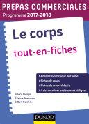 Le Corps - Prépas commerciales 2017-2018