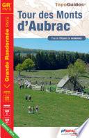 Puigmal/Vall De Nuria/Ulldeter  1/25.000 par Fédération française de la randonnée pédestre