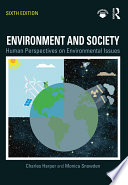 Environment And Society book