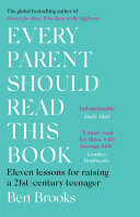 Every Parent Should Read This Book Book