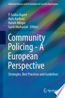 Community Policing   A European Perspective