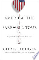 Book America  The Farewell Tour