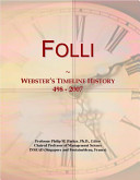 Folli  Webster s Timeline History 498   2007