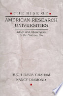 The Rise of American Research Universities