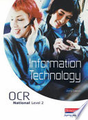 OCR National Certificate in IT Level 2
