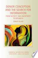 Donor Conception and the Search for Information Book PDF