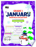 January Monthly Collection  Grade 1