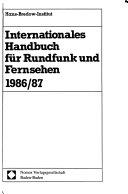 Internationales Handbuch für Rundfunk und Fernsehen