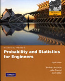 Miller   Freund s Probability and Statistics for Engineers
