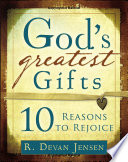 God s Greatest Gifts