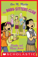 The Baby Sitters Club Graphix  4  Claudia and Mean Janine