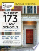 The Best 169 Law Schools  2016 Edition