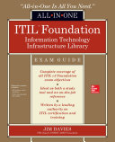 ITIL Foundation All in One Exam Guide