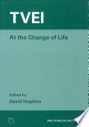 TVEI at the Change of Life