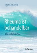 Rheuma ist behandelbar