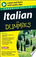 Italian For Dummies  Enhanced Edition