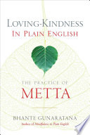 Loving Kindness in Plain English