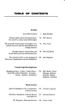 The Comparative and International Law Journal of Southern Africa