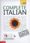 Teach Yourself Complete Italian