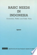 Basic Needs in Indonesia