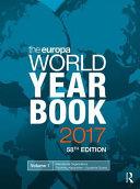The Europa World Year Book 2017