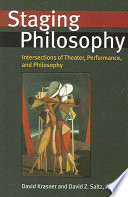 Staging Philosophy book