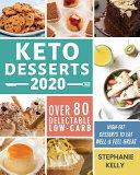 Keto Desserts 2020