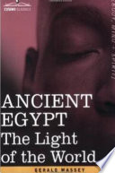 Ancient Egypt  The Light of the World  12 volumes in 1