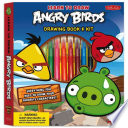 Learn to Draw Angry Birds Drawing Book   Kit