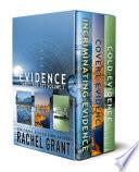 Evidence Series Box Set Volume 2  Books 4 6