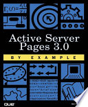 Active Server Pages 3 0 by Example