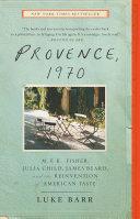 Provence, 1970 Book