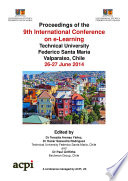 ICEL2104 Proceedings of the 9th International Conference on e Learning