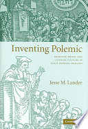 Inventing Polemic