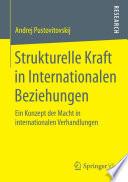 Strukturelle Kraft in Internationalen Beziehungen