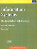Information Systems  Foundation of E Business  4 e