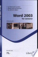 Word 2003 for seniorer