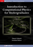 Introduction to Computational Physics for Undergraduates