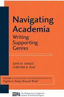 Navigating Academia