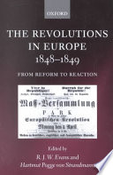 The Revolutions in Europe  1848 1849