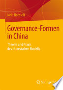 Governance Formen in China
