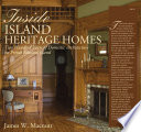 Inside Island Heritage Homes