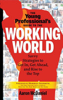 The Young Professional s Guide to the Working World